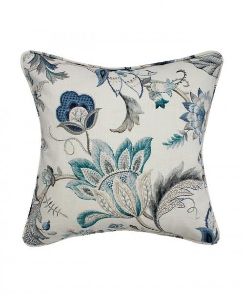 Poduszka Hamptons Nº 6 Ivy, poszewka dekoracyjna, styl Hampton
