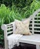 Poduszka Hamptons Nº 7 Ashley, poszewka dekoracyjna, styl Hampton