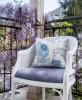 Poduszka Hamptons Nº 12 Cassidy, poszewka dekoracyjna, styl Hampton